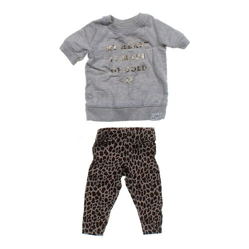 Carter's Adorable Shirt & Pants Set in size 3 mo at up to 95% Off - Swap.com
