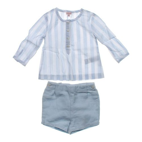 Gocco Adorable Shirt & Shorts Set in size 9 mo at up to 95% Off - Swap.com