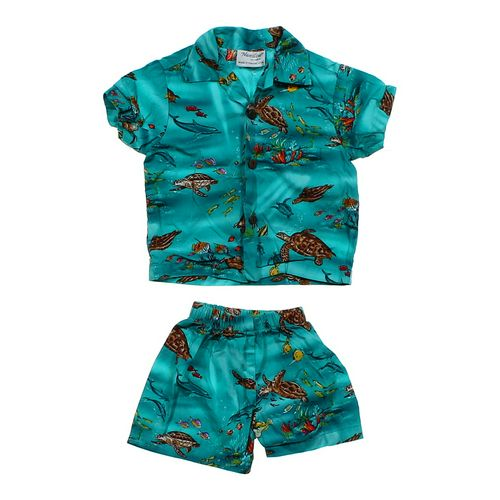 Naniloa Adorable Shirt & Shorts Set in size 24 mo at up to 95% Off - Swap.com