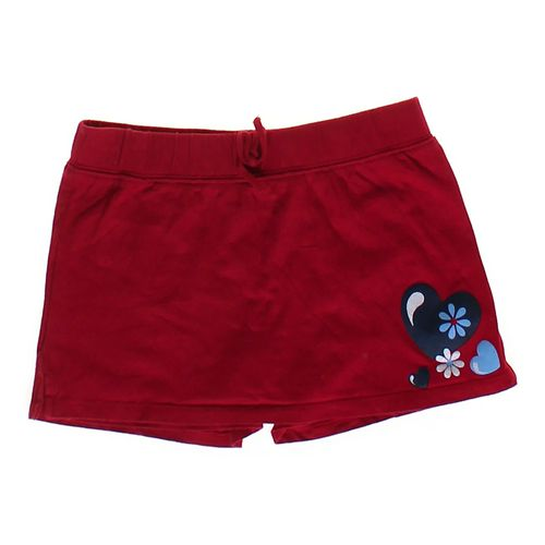 White Red and Cute Adorable Skort in size 7 at up to 95% Off - Swap.com