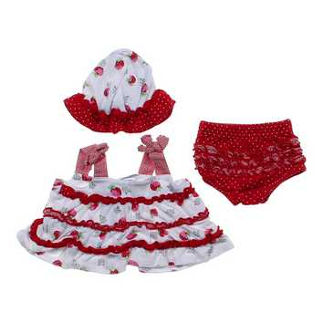 Adorable Strawberry Outfit for Sale on Swap.com