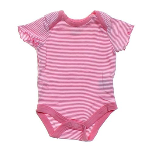 Faded Glory Adorable Striped Bodysuit in size NB at up to 95% Off - Swap.com