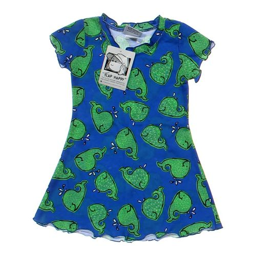 Flap Happy Adorable Whale Dress in size 24 mo at up to 95% Off - Swap.com