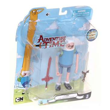 "Adventure Time 5"" Action Figure: Finn w/ Adventure Swords for Sale on Swap.com"
