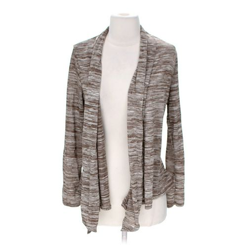 Ambiance Apparel Airy Open-front Cardigan in size M at up to 95% Off - Swap.com