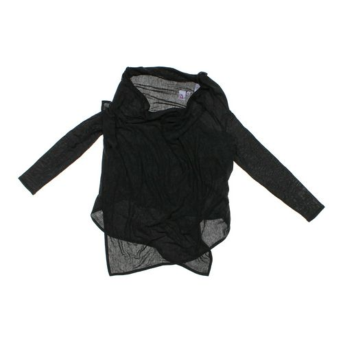Oh!MG Airy Open-front Cardigan in size JR 7 at up to 95% Off - Swap.com