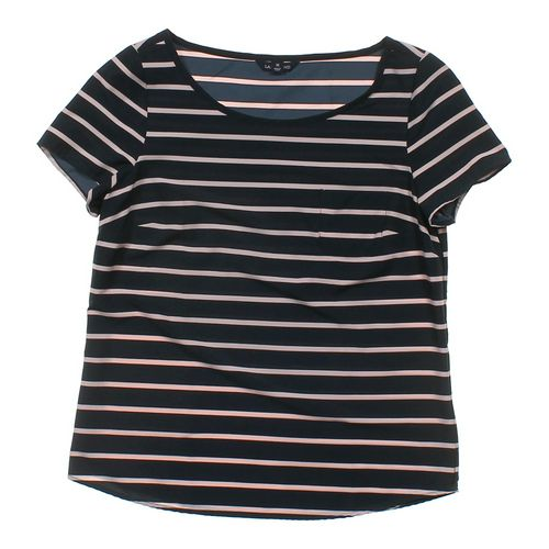 Lands' End Airy Striped Shirt in size 10 at up to 95% Off - Swap.com