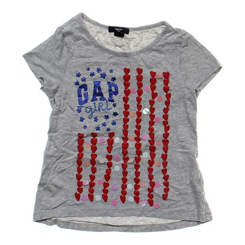 babyGap All American Shirt in size 8 at up to 95% Off - Swap.com