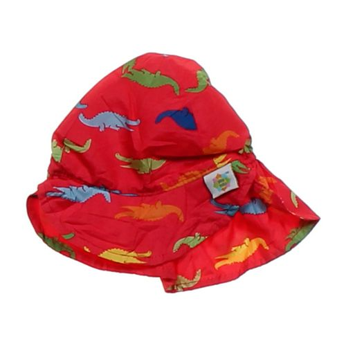 Play Baby Alligator Print Hat in size One Size at up to 95% Off - Swap.com