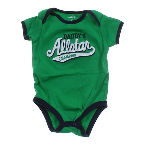 Carter's ALLSTAR Bodysuit in size 3 mo at up to 95% Off - Swap.com