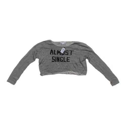 """Say What? """"Almost Single"""" Sweater in size JR 7 at up to 95% Off - Swap.com"""