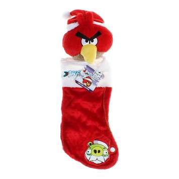 Angry Birds Christmas Stocking for Sale on Swap.com