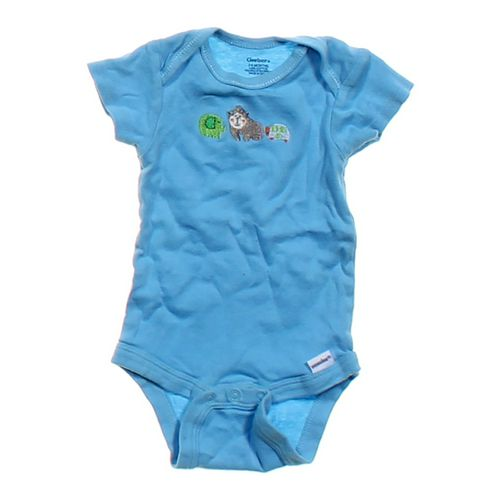 Gerber Animal Bodysuit in size 3 mo at up to 95% Off - Swap.com