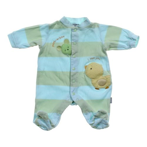 Carter's Animal Footed Pajamas in size 3 mo at up to 95% Off - Swap.com