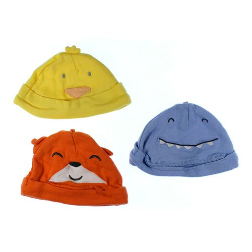 Carter's Animal Hat Set in size 3 mo at up to 95% Off - Swap.com