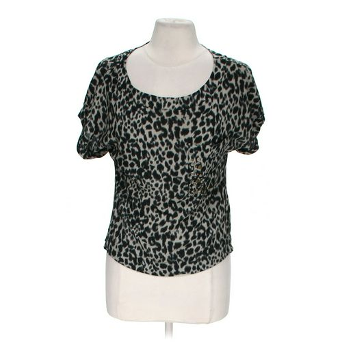 Bershka Animal Print Blouse in size S at up to 95% Off - Swap.com