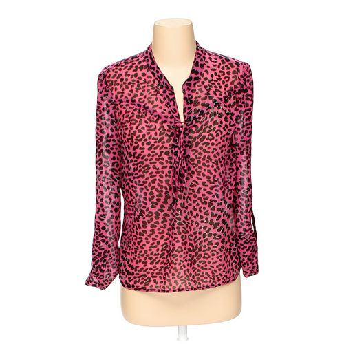No Boundaries Animal Print Blouse in size S at up to 95% Off - Swap.com