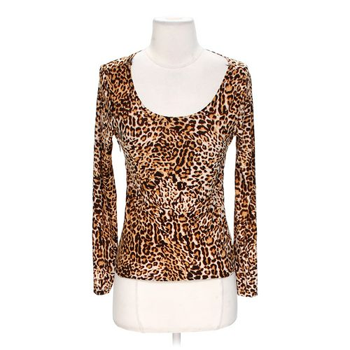 Animal Print Blouse in size S at up to 95% Off - Swap.com