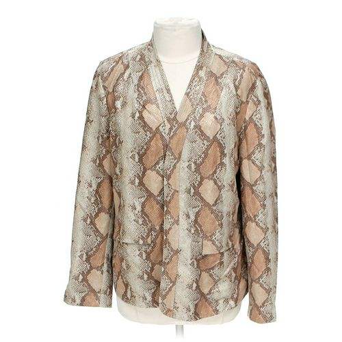 Chico's Animal Print Cardigan in size 16 at up to 95% Off - Swap.com