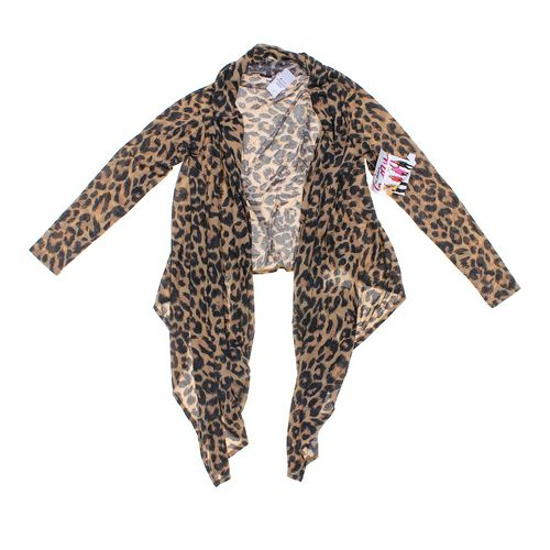 Oh!MG Animal Print Cardigan in size JR 11 at up to 95% Off - Swap.com