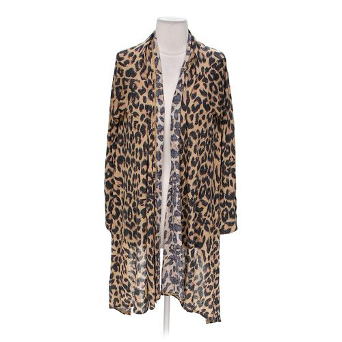 Oh!MG Animal Print Cardigan in size JR 3 at up to 95% Off - Swap.com