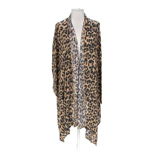 Oh!MG Animal Print Cardigan in size JR 7 at up to 95% Off - Swap.com