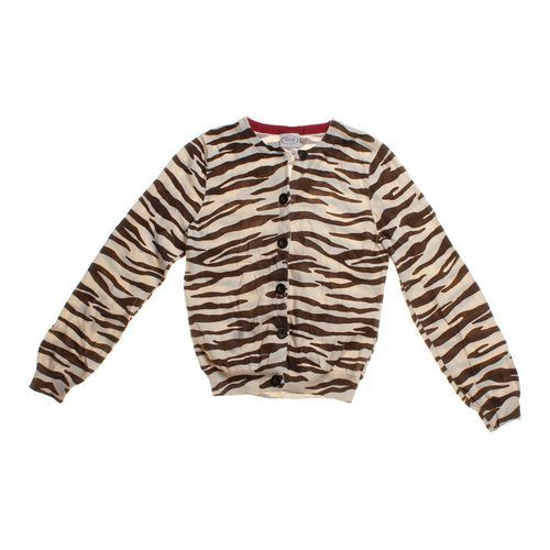 Talbots Kids Animal Print Cardigan in size 10 at up to 95% Off - Swap.com