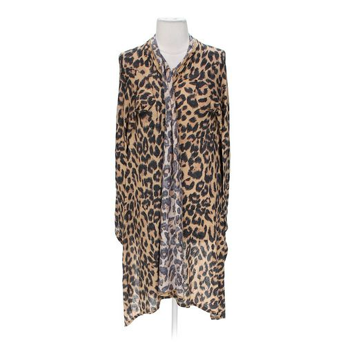 Oh!MG Animal Print Cardigan in size S at up to 95% Off - Swap.com