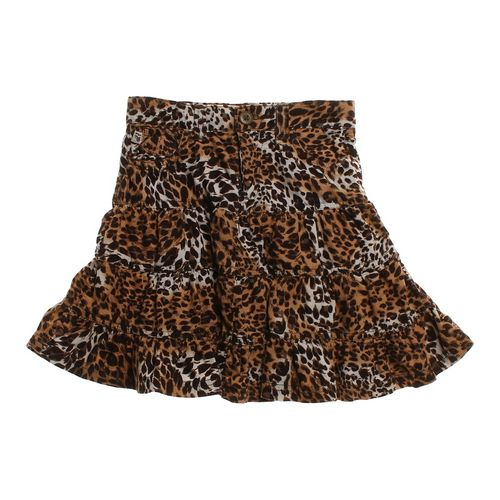 The Children's Place Animal Print Corduroy Skirt in size 5/5T at up to 95% Off - Swap.com