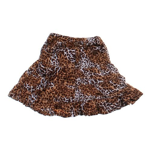 The Children's Place Animal Print Corduroy Skirt in size 6 at up to 95% Off - Swap.com
