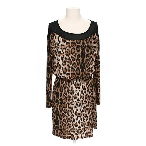 ADORE Animal Print Dress in size M at up to 95% Off - Swap.com