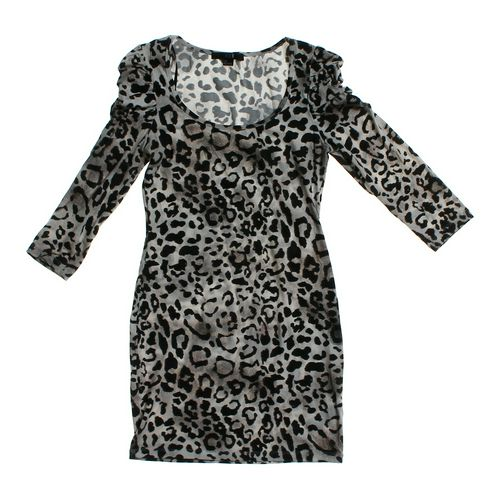 Forever 21 Animal Print Dress in size JR 3 at up to 95% Off - Swap.com