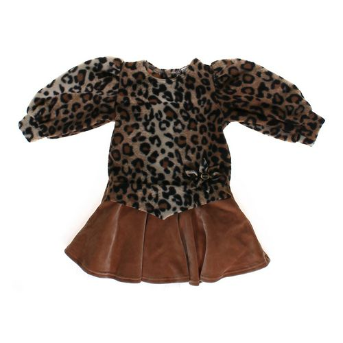 Mother Maid Animal Print Dress in size 18 mo at up to 95% Off - Swap.com