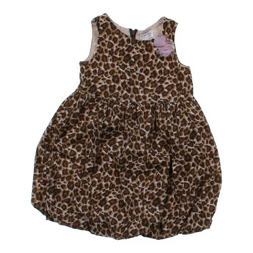 The Children's Place Animal Print Dress in size 4/4T at up to 95% Off - Swap.com