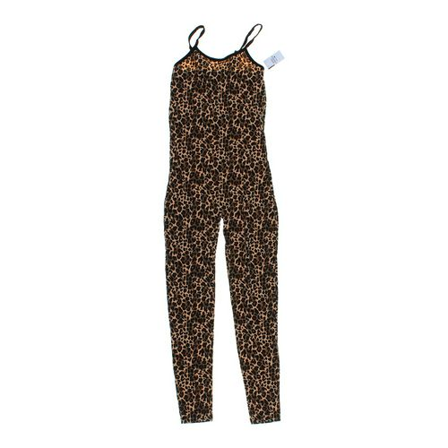 Lipstick Lingerie Animal Print Jumpsuit in size JR 7 at up to 95% Off - Swap.com