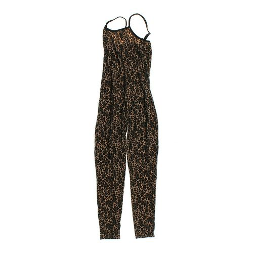 Lipstik Girls Animal Print Jumpsuit in size JR 11 at up to 95% Off - Swap.com