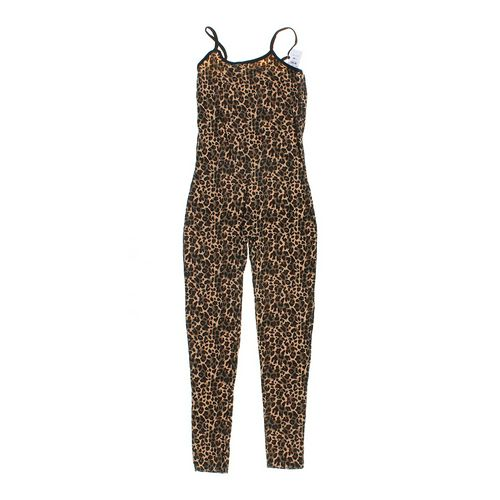 Lipstik Girls Animal Print Jumpsuit in size JR 7 at up to 95% Off - Swap.com