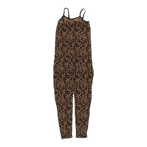 Lipstick Lingerie Animal Print Jumpsuit in size L at up to 95% Off - Swap.com