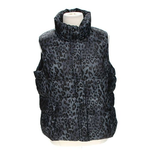 Old Navy Animal Print Outdoor Vest in size XXL at up to 95% Off - Swap.com