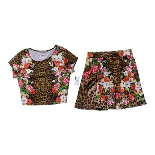 Body Central Animal Print Outfit in size S at up to 95% Off - Swap.com
