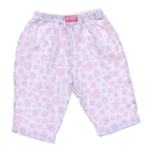 Got Milk? Animal Print Pants in size 3 mo at up to 95% Off - Swap.com