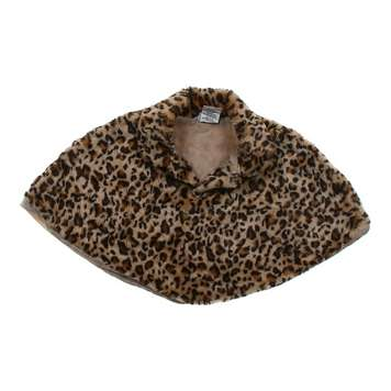 Animal Print Poncho for Sale on Swap.com