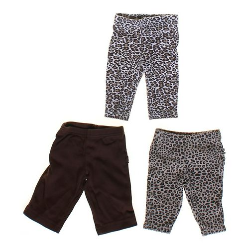 Child of Mine Animal Print & Ruffled Leggings Set in size NB at up to 95% Off - Swap.com