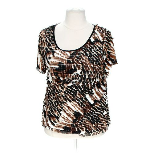 Cato Animal Print Shirt in size 18 at up to 95% Off - Swap.com