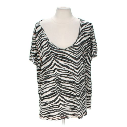 Dantelle Animal Print Shirt in size 2X at up to 95% Off - Swap.com