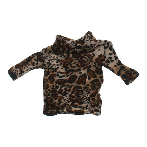 Dream Girl Animal Print Shirt in size 2/2T at up to 95% Off - Swap.com