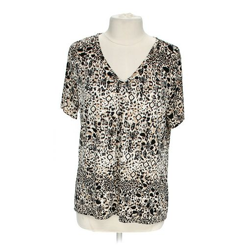 Animal Print Shirt in size L at up to 95% Off - Swap.com