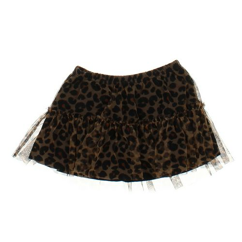 Jumping Beans Animal Print Skirt in size 4/4T at up to 95% Off - Swap.com
