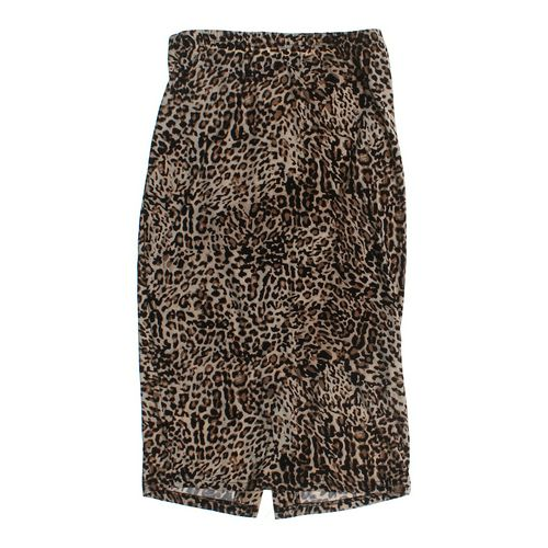 Say What? Animal Print Skirt in size JR 11 at up to 95% Off - Swap.com