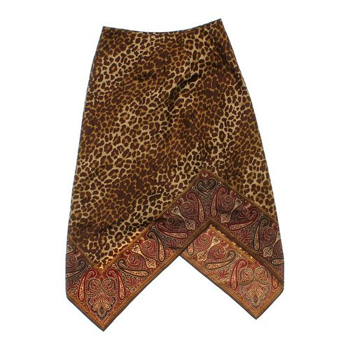 Gap Animal Print Skirt in size 2 at up to 95% Off - Swap.com